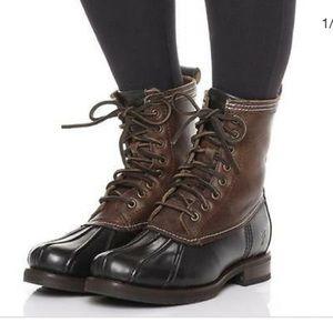 Frye Veronica Duck winter boot